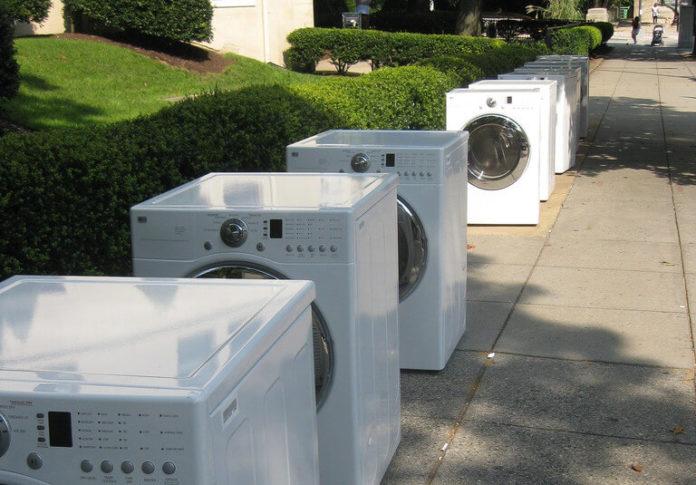 Eco-Friendly Laundry