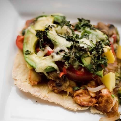 Gluten-Free Barbecue Chicken Pizza Recipe