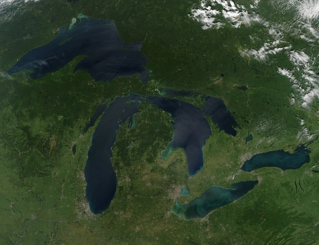 25 Coal Plants Poisoning Great Lakes Region with Airborne Mercury