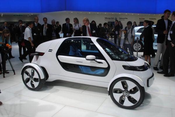 Volkswagen Nils Electric Car