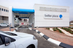 Better Place Electric Vehicle Leasing in Israel