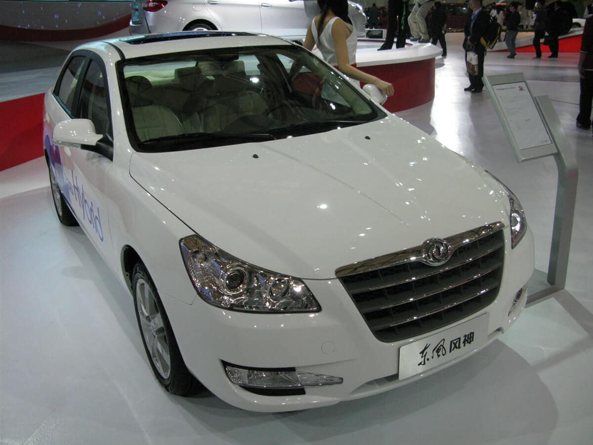 Chinese Government Setting Ambitious Goals for Hybrid, Electric Vehicles by 2020