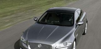 Jaguar XJe PHEV