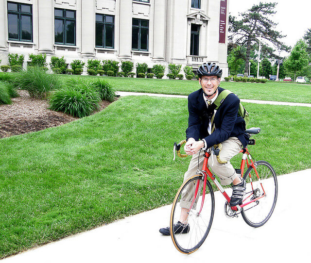 5 Green Ways to Commute to Work