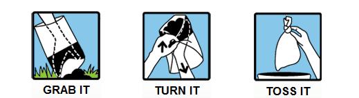 Mutt Mitt Instructions
