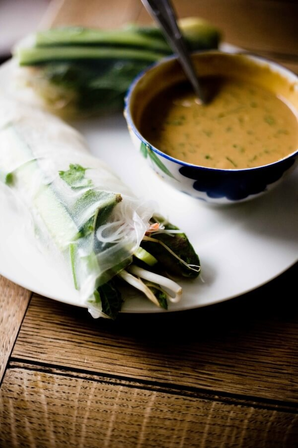Vietnamese Rice Wraps