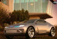 Ford Reflex Electric Car
