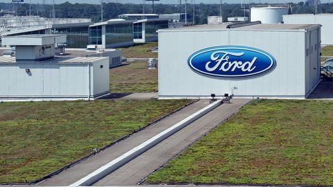 Ford vegetative roof