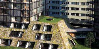 Prague eco building
