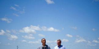 President Obama drought