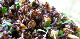 Lime Summer Quinoa Salad