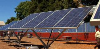 QBotix Solar Robotics