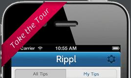 Rippl iOS App