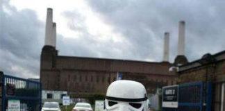 Greenpeace VW Star Wars
