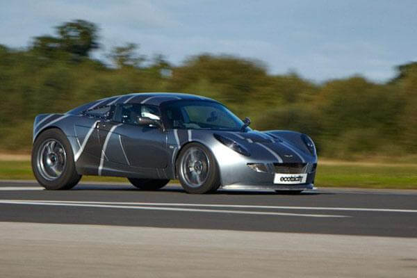 Nemesis breaks electric car speed record at 148 mph