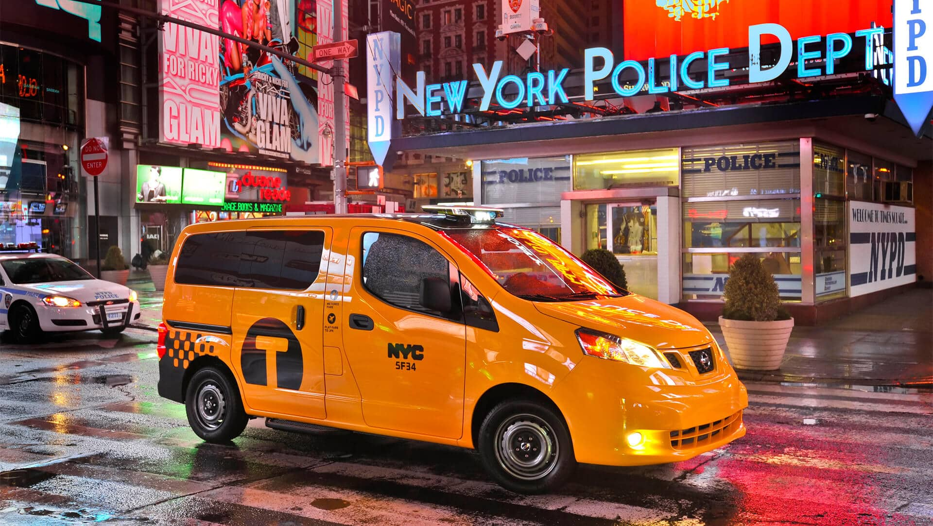 NYC taxis increase fuel efficiency with Nissan partnership