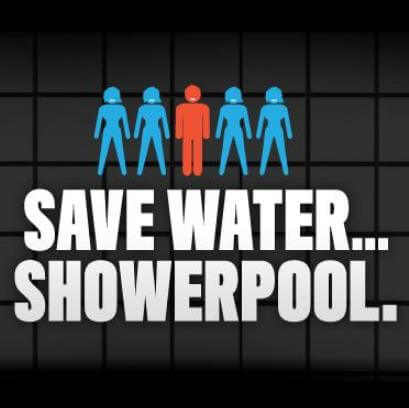 "AXE's ""Showerpooling"" campaign encourages water conservation, tips"