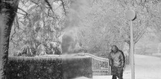 UK Harsh winter