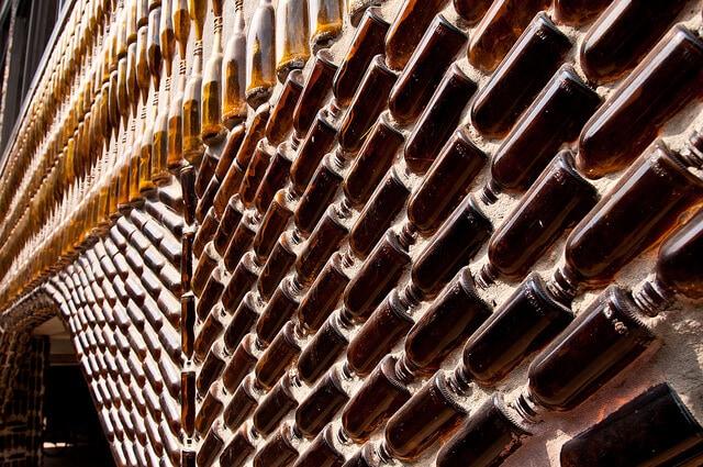 Million Bottle Wat Detail