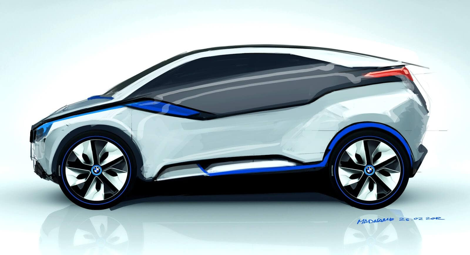 Reports: BMW's newest electric car to debut at LA Auto Show