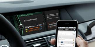BMW Traffic Assistant