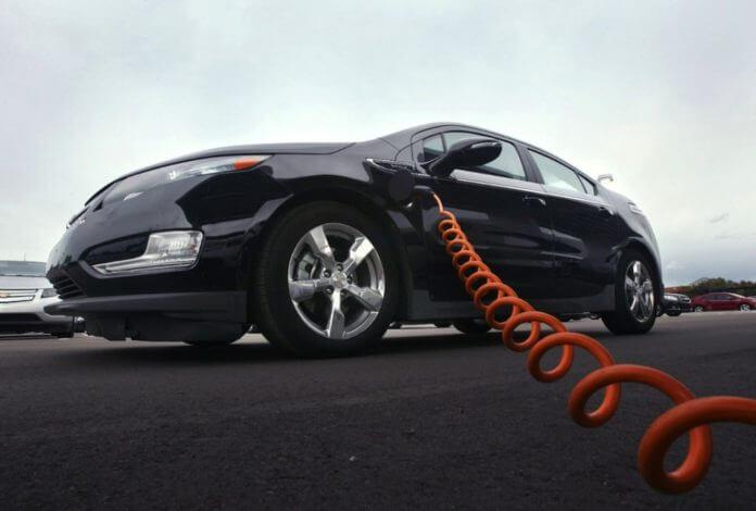 OnStar Chevy Volt EcoHub App