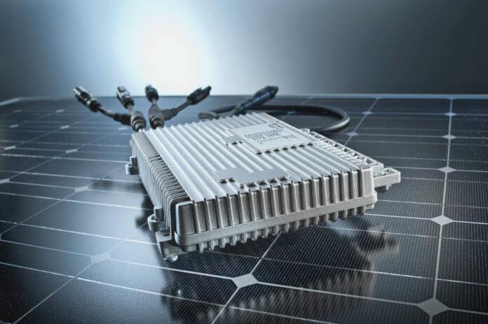 A Solar Panel Micro Inverter