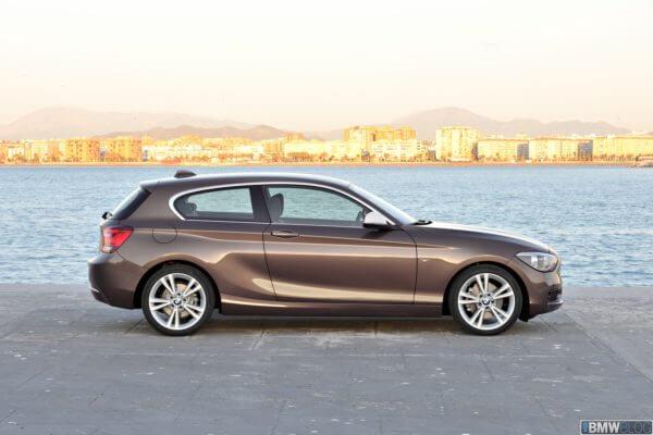BMW 1 serie −3 puerta