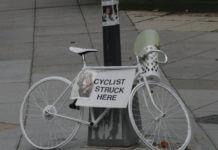 Cyclist - no helmet