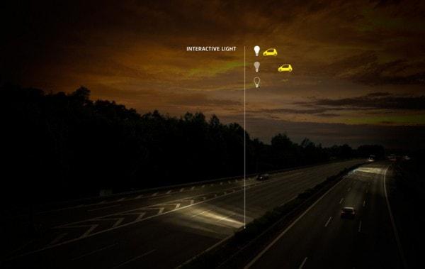 Smart Highway Interactive Light