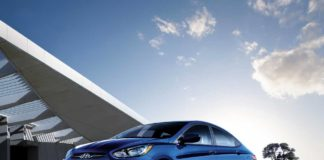 The 2013 Hyundai Accent