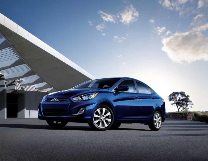 The 2013 Hyundai Accent