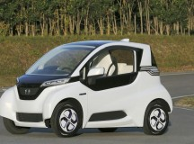 Honda Micro Commuter Prototype EV Hitting Japanese Streets for Demonstrations