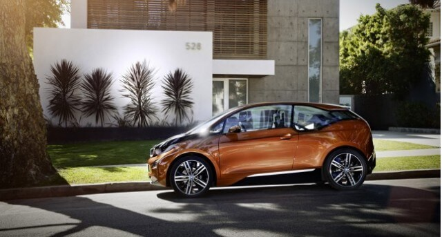 BMW unveils newest electric car: i3 Coupe