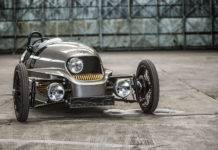 electric three-wheeler