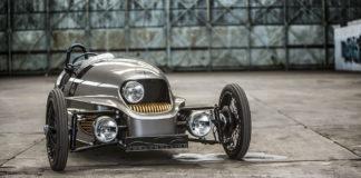 electric three-wheeler