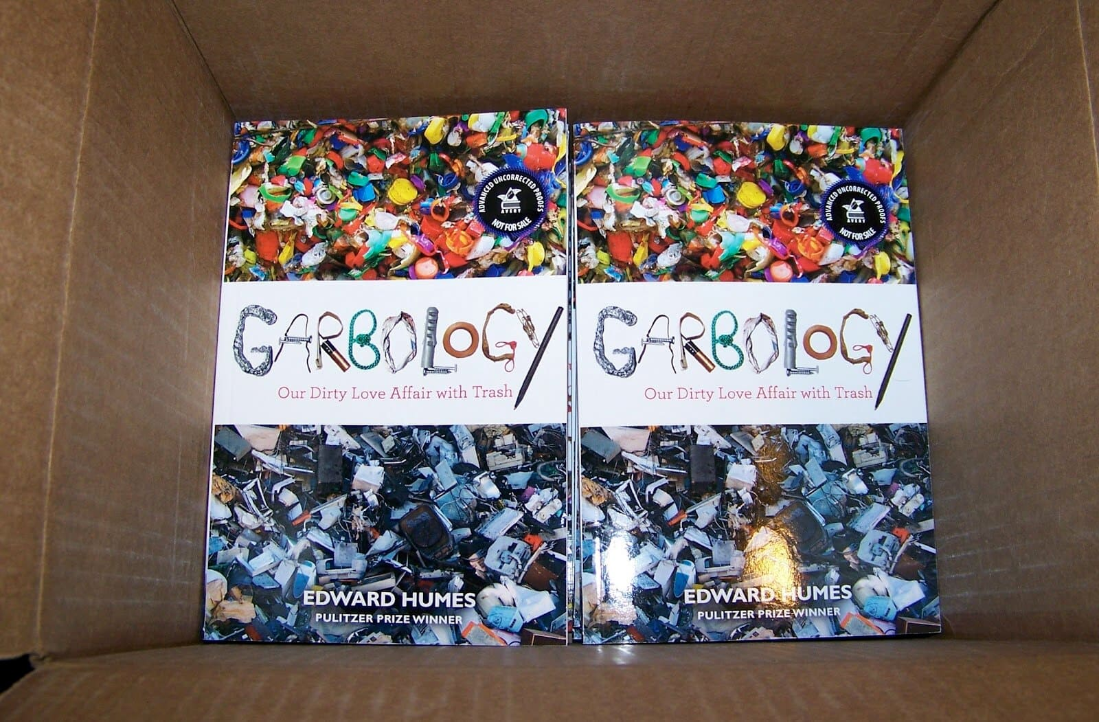 Ruth Terry reviews 'Garbology: Our Dirty Love Affair with Trash'