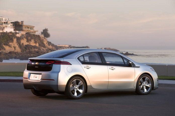 GM Chevrolet Volt