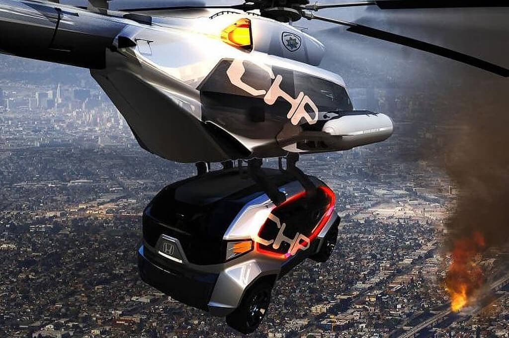 Honda, BMW Deploying Unmanned Concepts at Los Angeles Design Challenge