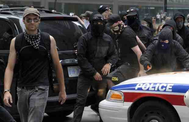 Canada's Anti-Mask Bill Affects Rioters, Activists Alike