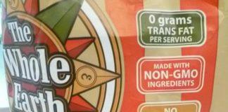 Non GMO Food label