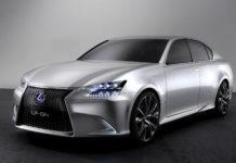 Lexus hybrid concept