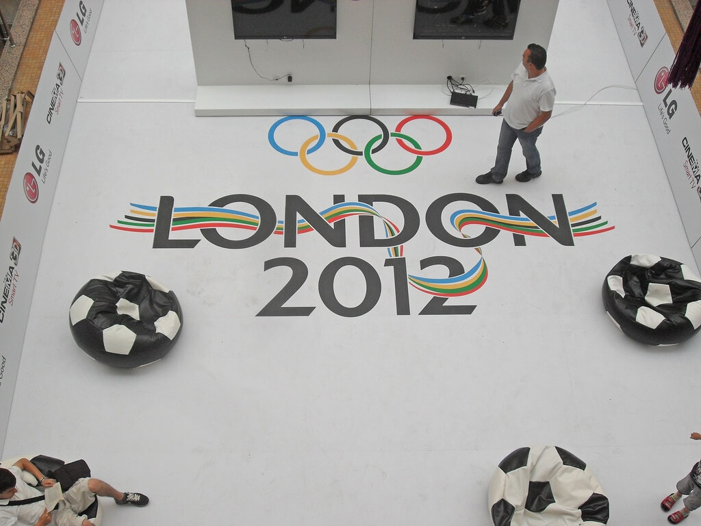 London Olympics environmental impact lower than expected