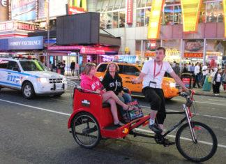 NYC pedicab