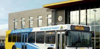 Ben Franklin bus