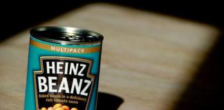 baked beans tin