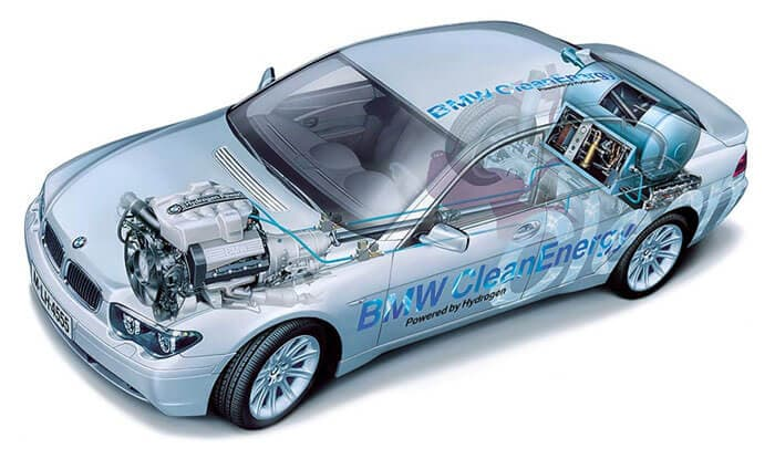 BMW exploring fuel cell technology to power eco friendly cars