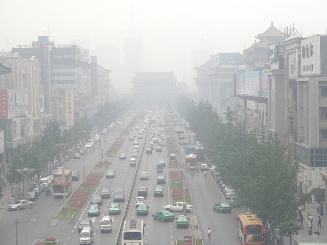 China's air pollution breaking records, now at dangerous levels
