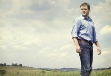 Promised Land poster with Matt Damon