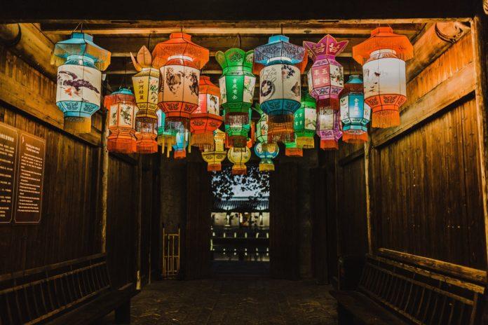 China lighting way for solar